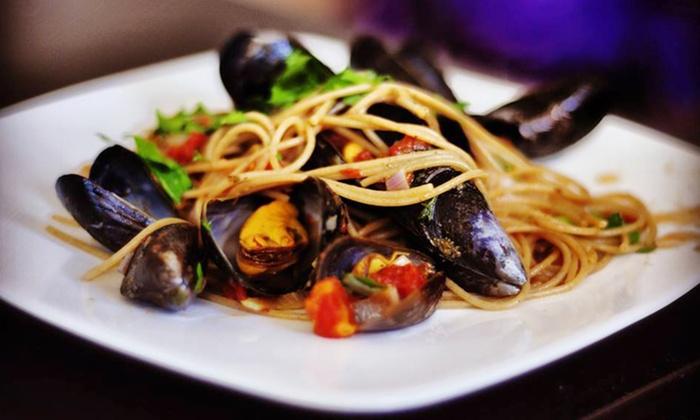 Przysmaki Kuchni Wloskiej Restauracja Napoli Groupon