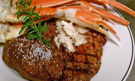 Salads, Sandwiches, and Steak at Jilly's Cafe & Steakhouse (Up to 40% Off). Two Options Available.