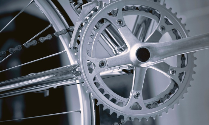 Bikes On Robson - West End: Basic or Complete Bike Tune-Up, or Unlimited Tune-Up Package at Bikes On Robson (Half Off)