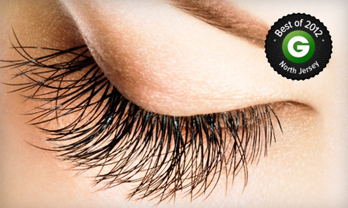 Nu Skin - Nu Skin: Full Set of Eyelash Extensions with Option of Touchup at Nu-Skin Laser Solutions (Up to 74% Off)