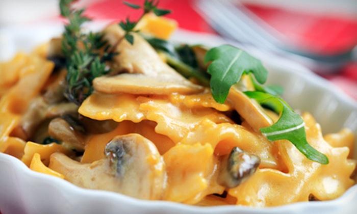 Rudy's Italian Restaurant & Bar - Piper Glen: $25 for $50 Worth of Italian Fare at Rudy's Italian Restaurant & Bar