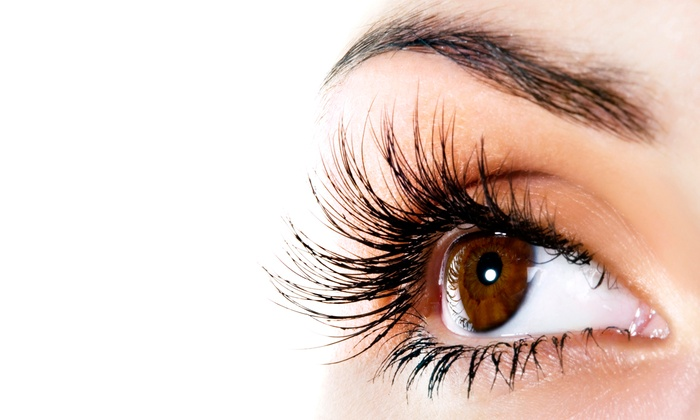 Nail Nook Day Spa - Newark: $99 for a Full Set of NovaLash Eyelash Extensions at Nail Nook Day Spa ($199 Value)