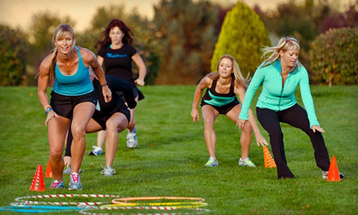 Kaia F.I.T. Fallbrook - Fallbrook: $50 Worth of Women-Only Fitness Programs