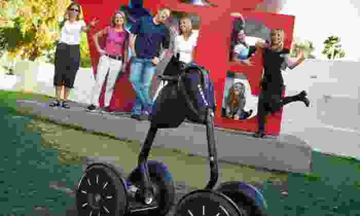 Segway of Tempe and Scottsdale - Multiple Locations: Two-Hour Segway Tour for One, Two, or Four from Segway of Tempe and Scottsdale (Up to 53% Off). Two Locations Available.