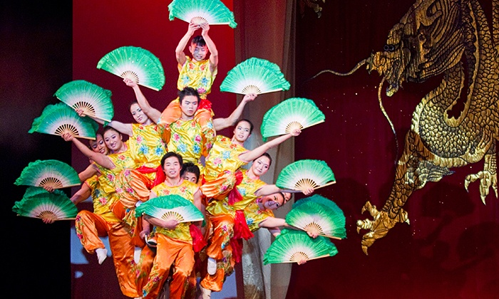 The Peking Acrobats - Bergen Performing Arts Center: The Peking Acrobats on Friday, April 8, at 8 p.m.