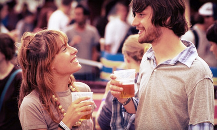 Sound City RVA Bands and Brews 2013 - Gambles Hill: Sound City RVA Bands and Brews 2013 at American Civil War Center at Historic Tredegar on August 10–11 (Up to 48% Off)
