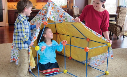 Discovery Kids Build and Play Construction Fort