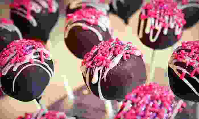 Cakepop Couture - Tolleson: Two Dozen Cake Pops or $25 for $50 Worth of Cake Pops and Candy Buffets from Cakepop Couture