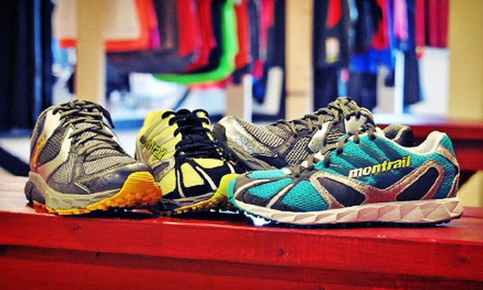Athens Running Company - Athens-Clarke County unified government (balance): $25 for $50 Worth of Running Shoes and Accessories at Athens Running Company