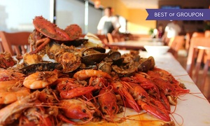 The House of Seafood: $14 for $20 Worth of Seafood at The House of Seafood