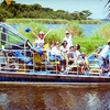 Half Off Airboat Tour for Two