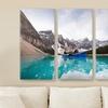 Canvas On Demand Custom Triptych PhotoSplit Prints
