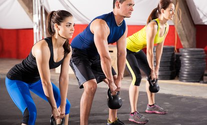 image for One, Three or Five CrossFit Sessions for One or Two at CrossFit FearNaught (Up to 83% Off)