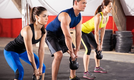 $55 for Six Weeks of Boot Camp at Kimura CrossFit ($150 Value)