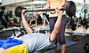 Down Under Sports and Fitness - Wyomissing: One-Month Membership with Optional Personal Training Session at Down Under Sports & Fitness (Up to 51% Off)