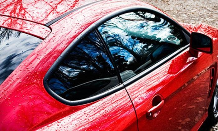 Bristol Speedwash - Santa Ana: Three Ultimate Car Washes or One Express Detail at Bristol Speedwash (Up to 51% Off)