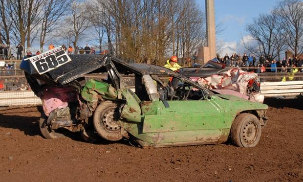 Groupon Stock Car Racing Sheffield