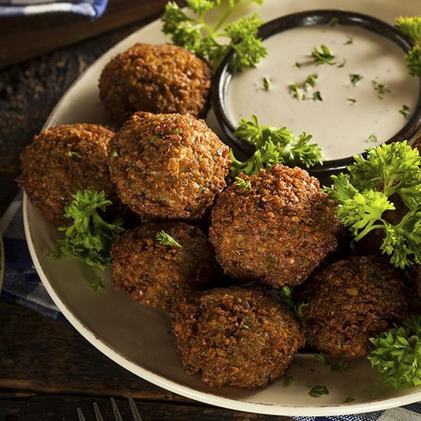 Kebaby Lub Falafele Restauracja Arabska Groupon