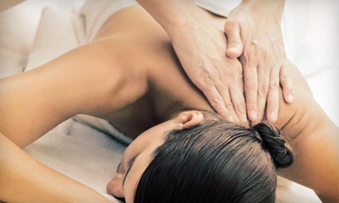 Djanel Spa - Las Vegas: 50- or 80-Minute Swedish Massage at Djanel Spa (Up to 57% Off)