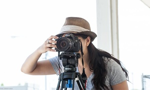 California Center for Digital Arts: Basic Digital Photography or Lighting Class, or Both at California Center for Digital Arts (Up to 60% Off)