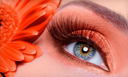 Full Set of Eyelash Extensions with Option for One Fill at Classylash & Spa Services (64% Off)