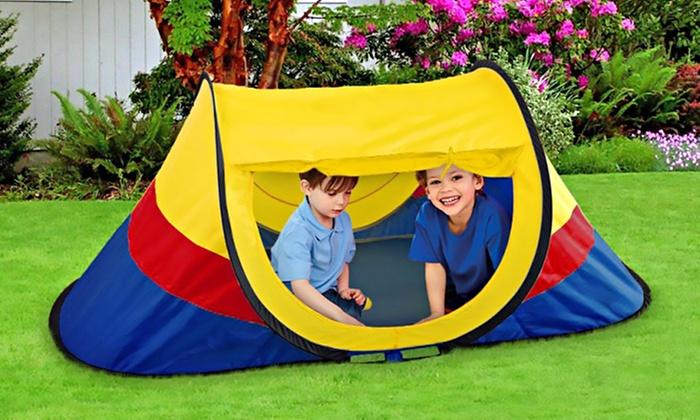 Tenda da gioco per bambini cigioki groupon goods