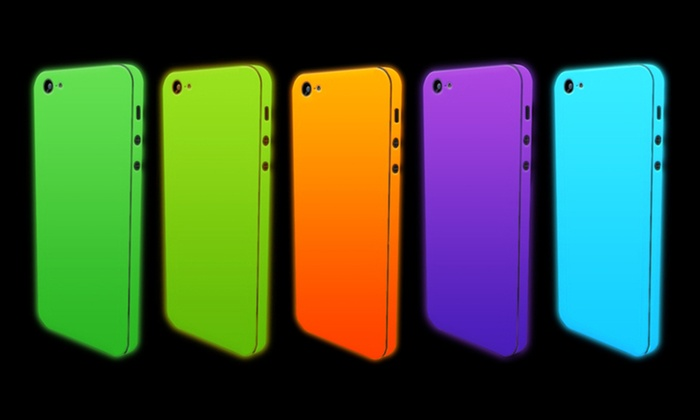 Slick Wraps iPhone 5 iGlow Phone Wrap: $16 for a Slick Wraps iPhone 5 iGlow Phone Wrap ($24.95 List Price). Five Colors Available. Free Shipping.