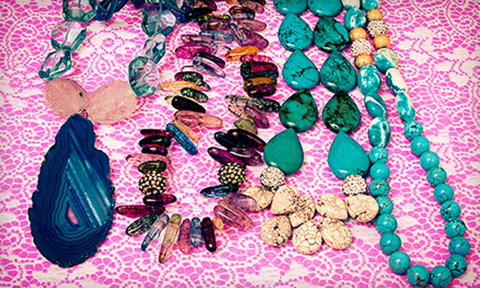 Gemelli Jewelry - West Dallas: BYOB Jewelry-Making Class for One or Two at Gemelli Jewelry (Up to 52% Off)