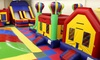 Up to 48% Off Indoor Playground Admission at Jump Around Utah