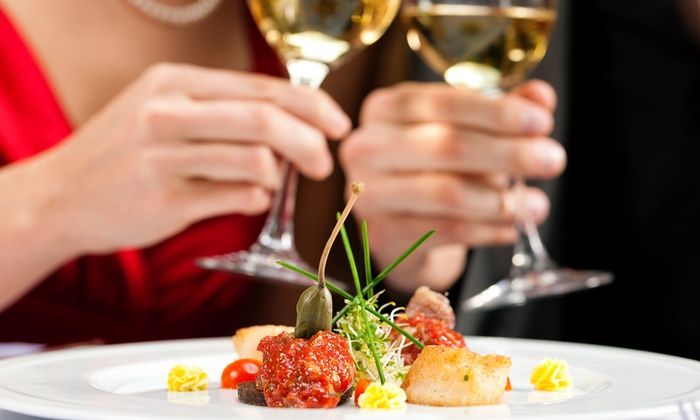 Ulah Bistro - U Street - Cardozo: $100 for a New Year's Eve Three-Course Prix Fixe Dinner with Champagne for Two at Ulah Bistro ($200 Value)