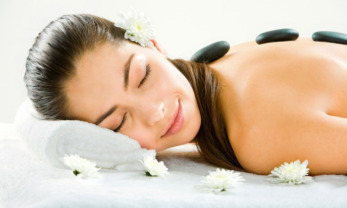 Izumi Healing Massage Therapy - Havenville: $55 for a 60-Minute Full-Body Massage with Hot Stones at Izumi Healing Massage Therapy ($120 Value)