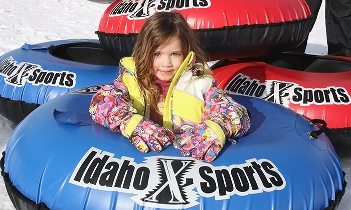 Idaho X-Sports - Garden Valley: $12 for Two Hours of Snow Tubing at Idaho X-Sports ($20 Value)