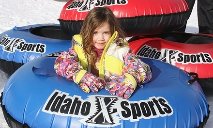 $12 for Two Hours of Snow Tubing for One at Idaho X-Sports ($20 Value)
