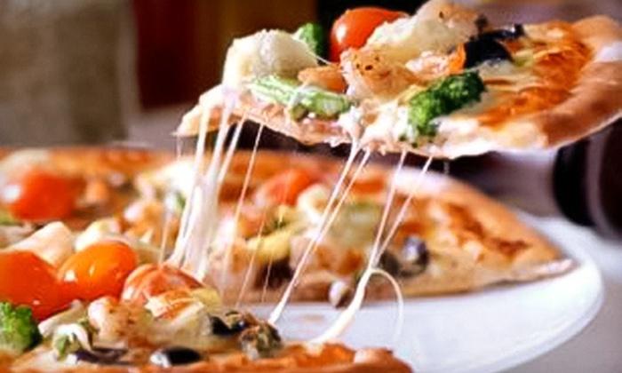 Revolution Pizza & Ale House - NoDa: $25 Worth of Pizza and Sandwiches