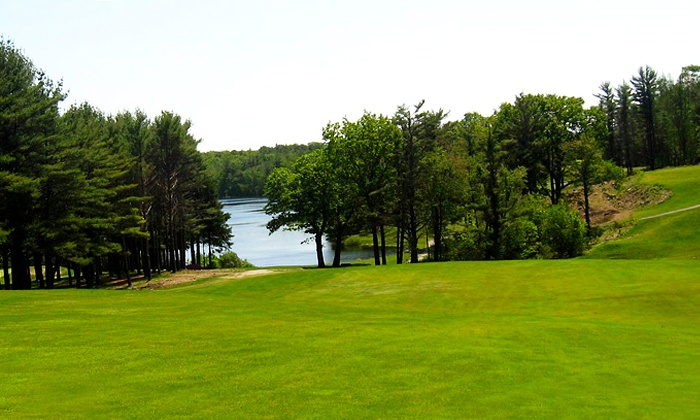 Gardner Municipal Golf Course - Gardner: $89 for 18 Holes of Golf with Cart Rental for Four at Gardner Municipal Golf Course (Up to $204 Value)