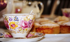 The Mustard Seed Tearooms: Afternoon Tea For Two or Four from £12.95 at The Mustard Seed Tearooms (50% Off)