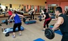 Gold's Gym - Gurnee: 5 or 10 Classes at Gold's Gym (Up to 90% Off)