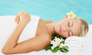 Nuance Salon & Spa: One or Three Express Body Wraps at Nuance Salon & Spa in Springfield (Up to 62% Off)