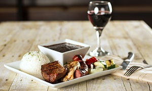 Sabor de Vida : Brazilian Cuisine at Sabor de Vida (Up to 43% Off). Two Options Available.