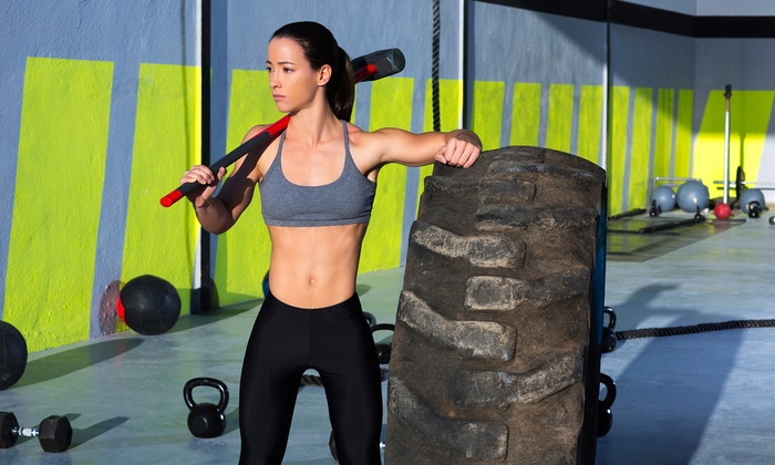 Cross Fit Manta Ray - Clearwater: 10 or 15 CrossFit Classes or 30 Days of Unlimited Classes at Cross Fit Manta Ray (Up to 91% Off)