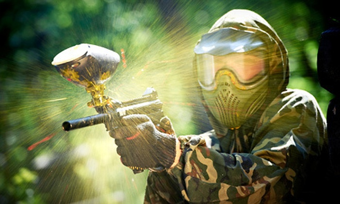 North East Adventure Paintball - 5, North East: Day of Paintball with Equipment Rental for One, Two, Four, or Six at North East Adventure Paintball (Up to 62% Off)