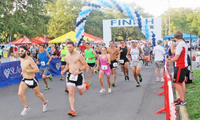 Morton Plant Mease Foundation - Clearwater: Entry in a 5K or 10K Cancer-Awareness Race on September 6, from Morton Plant Mease Foundation (Up to 50% Off)