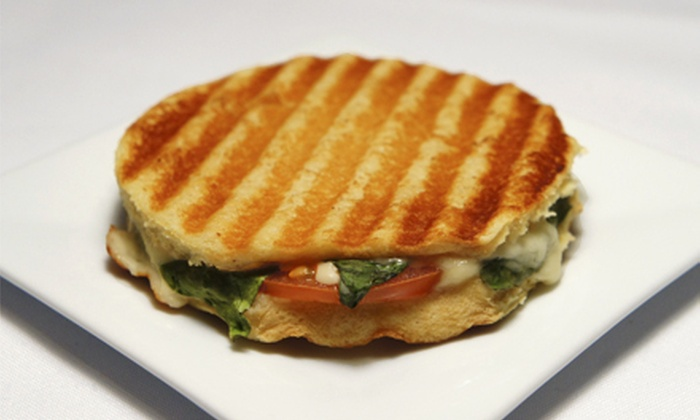 Wheyich Food Truck - Downtown: $10 for Two Grilled Cheese Sandwiches and Two Soups at Wheyich Food Truck (Up to $21.96 Value)
