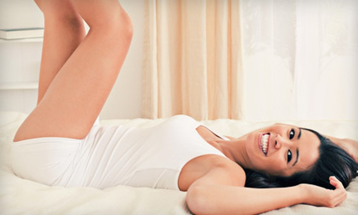 Medic Laser and Aesthetic Center - Beltline: Six Laser Hair-Removal Treatments on a Small, Medium, or Large Area at Calgary Medic Laser (Up to 89% Off)