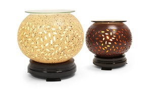 Lamp Scentsations: $7 for $20 Worth of Decorative Fragrance Warmers and Fragrances at Lamp Scentsations