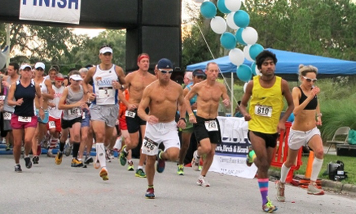 Miles for Men, Prostate Cancer Race - Clearwater: Entry in a 5K or 10K Cancer-Awareness Race on Saturday, September 7, from Morton Plant Mease Foundation (Up to 50% Off)
