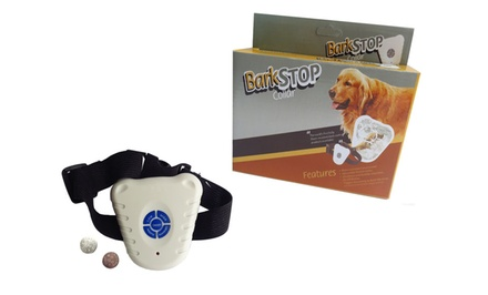 Pet Life Nonshock Anti-Bark Collar
