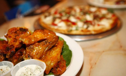 Pub Food at North City Tavern (Up to 50% Off). Two Options Available.