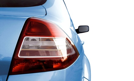 Interior-and-Exterior Detailing for a Car or SUV at SCR Automotive (Up to 74% Off). Two Options Available.