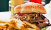 Great American Land and Cattle Company - Kern Place: Texas Steakhouse Cuisine or Burger Meal at Great American Land and Cattle Company (Up to 50% Off)